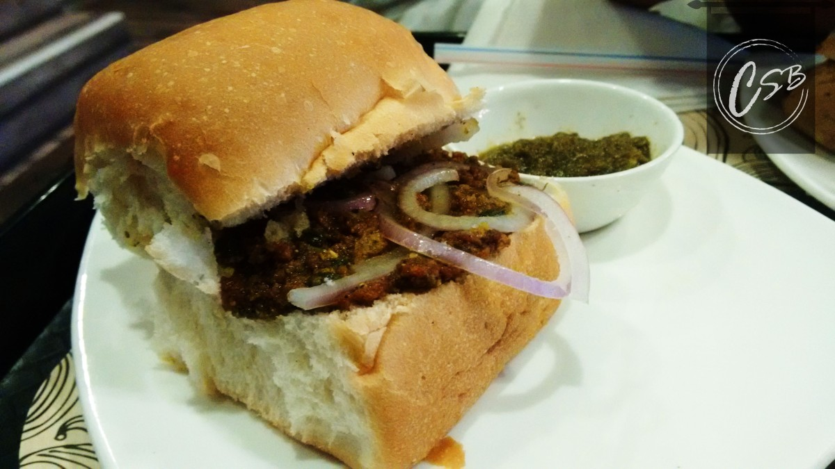 Keema pav reloaded