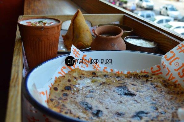 Dhingras breakfast (3)