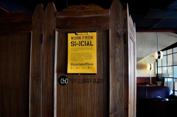 social offline