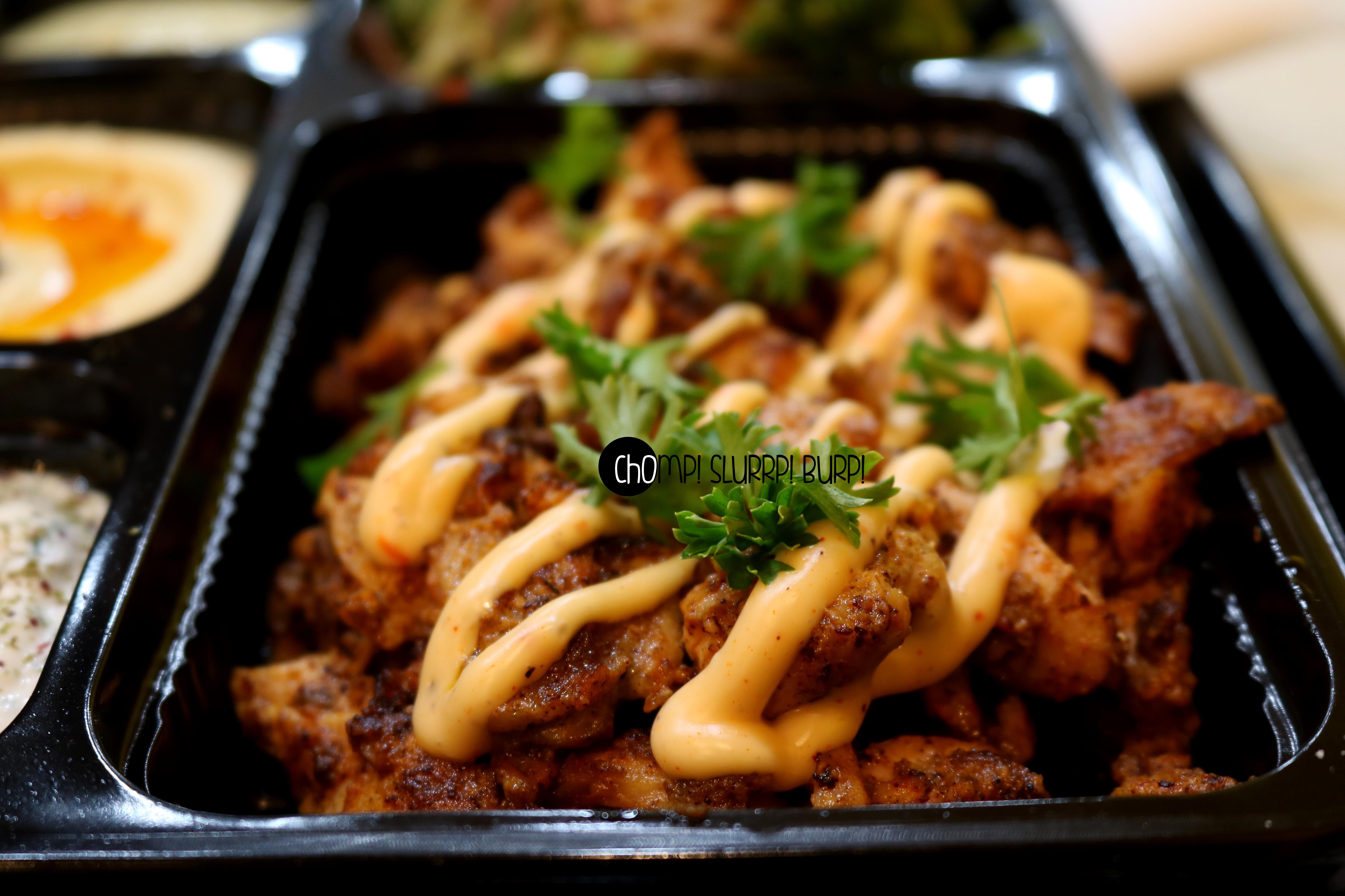 Chicken Shawarma Platter (5)