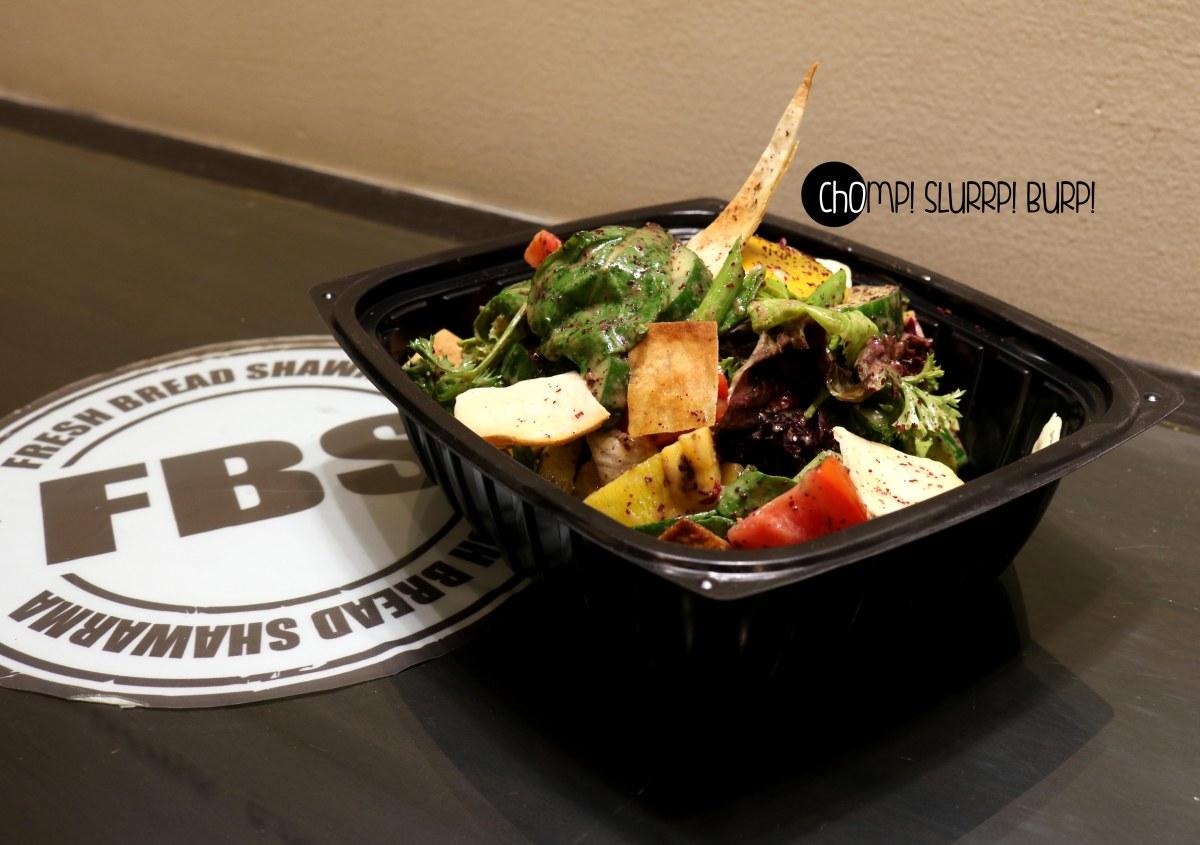 Fattoush Salad (2)