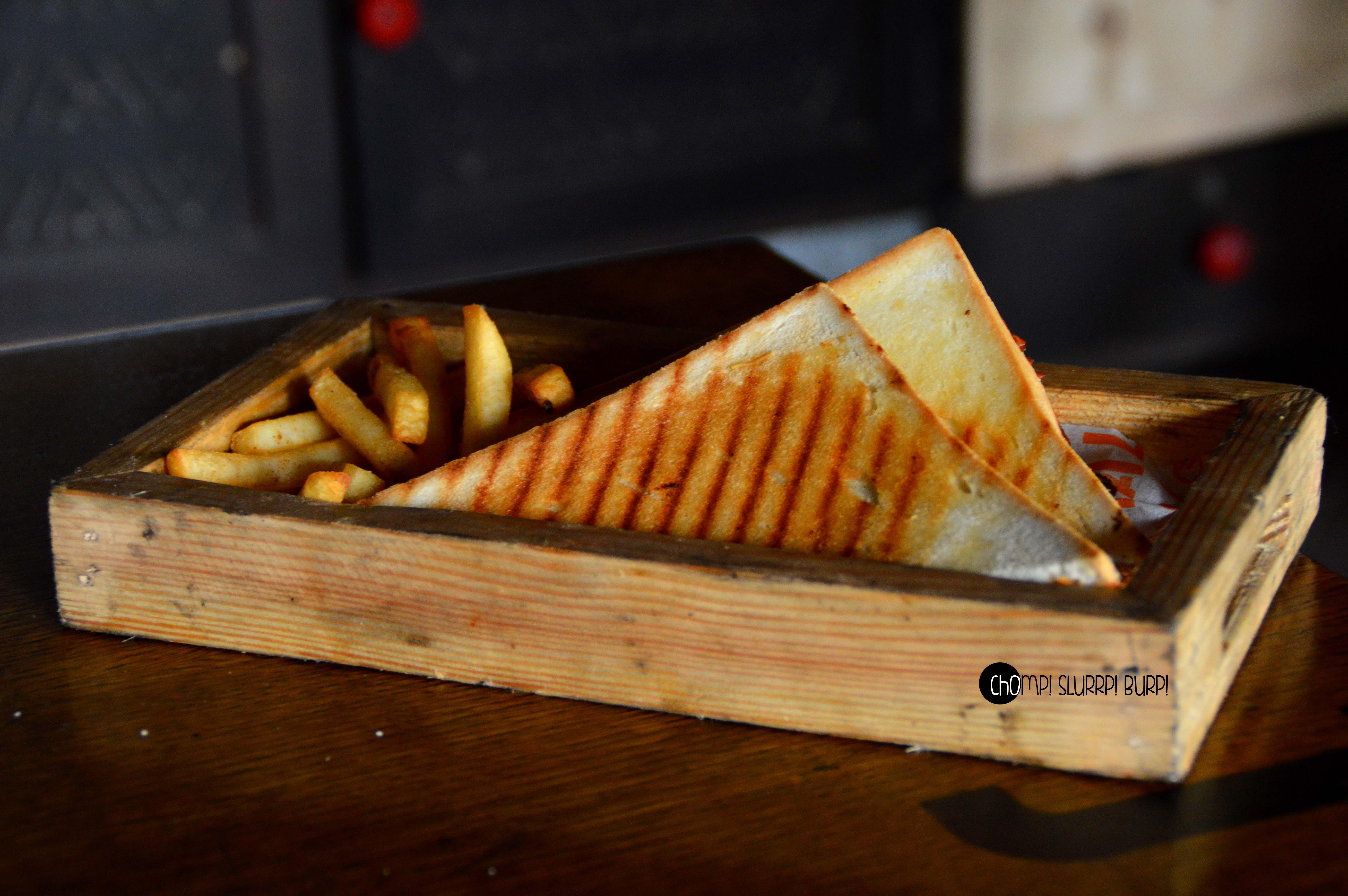 barbeque chicken sandwich