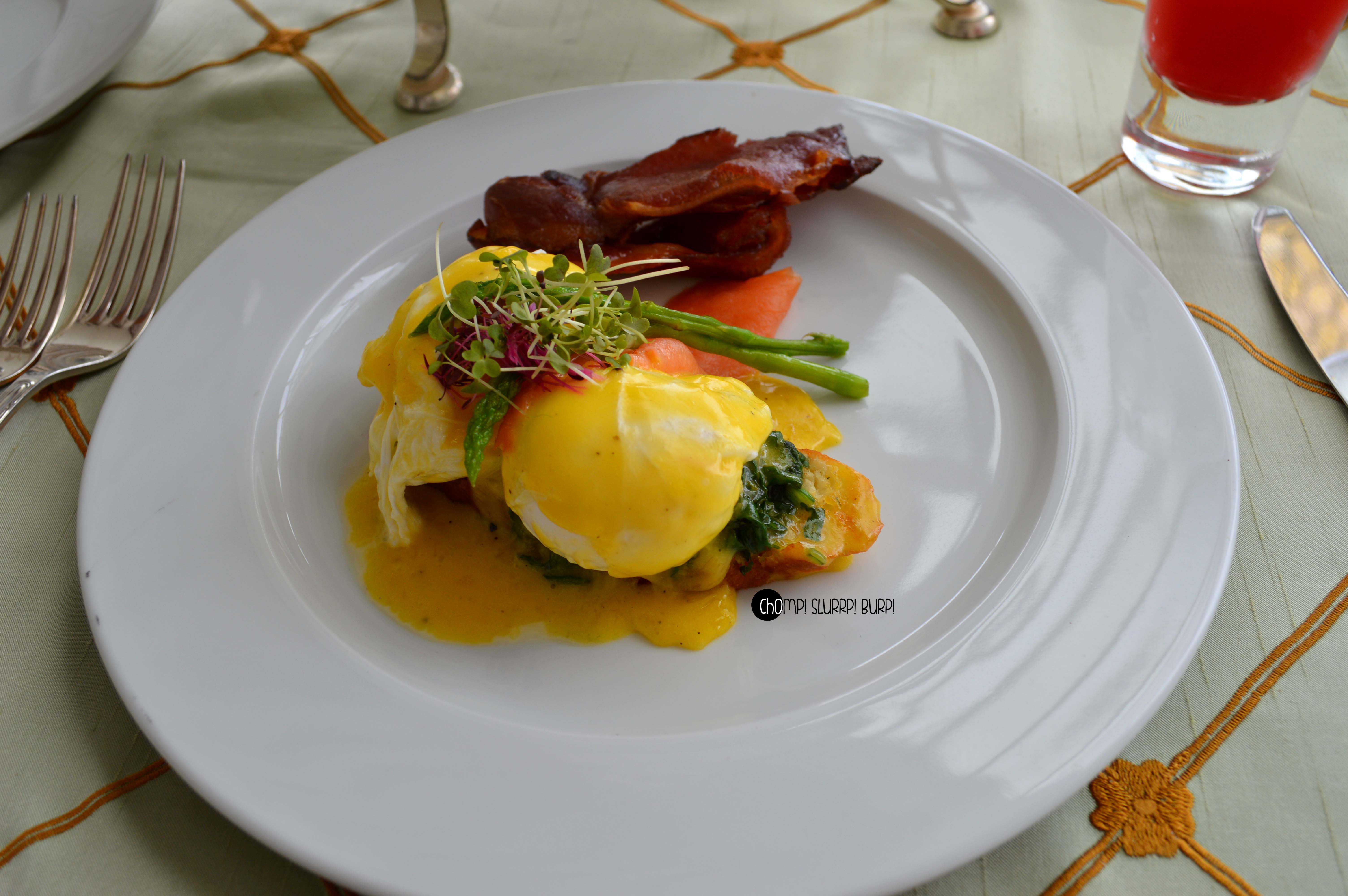 Breakfast at Celeste