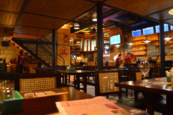 Vapour bar exchange (11)