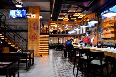 Vapour bar exchange (34)