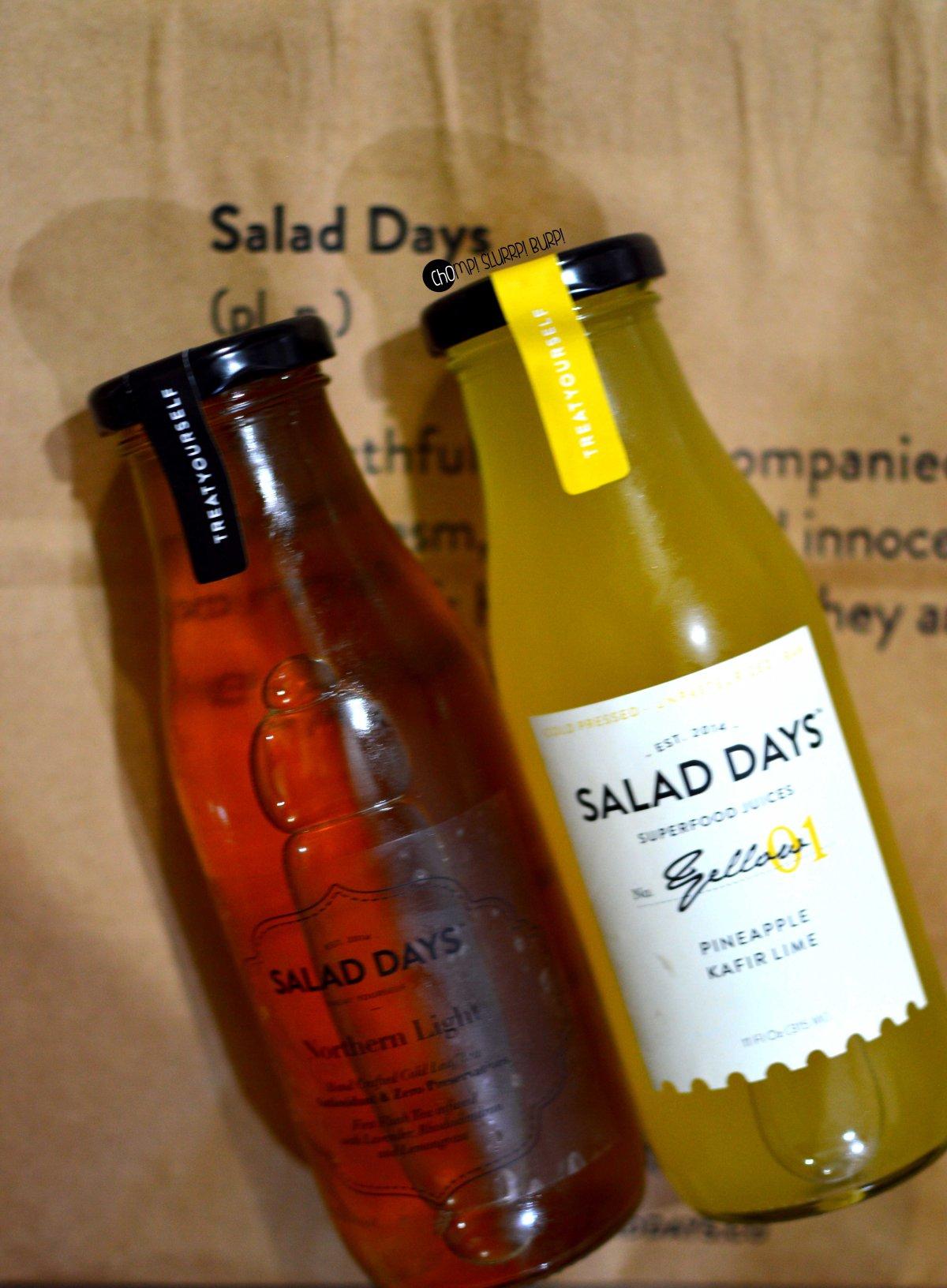 Salad days (3)