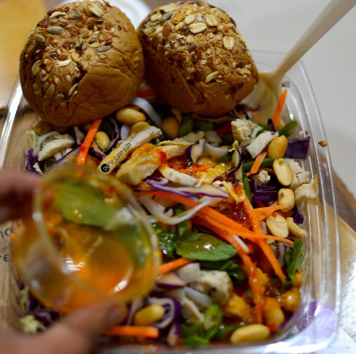 Salad days (5)