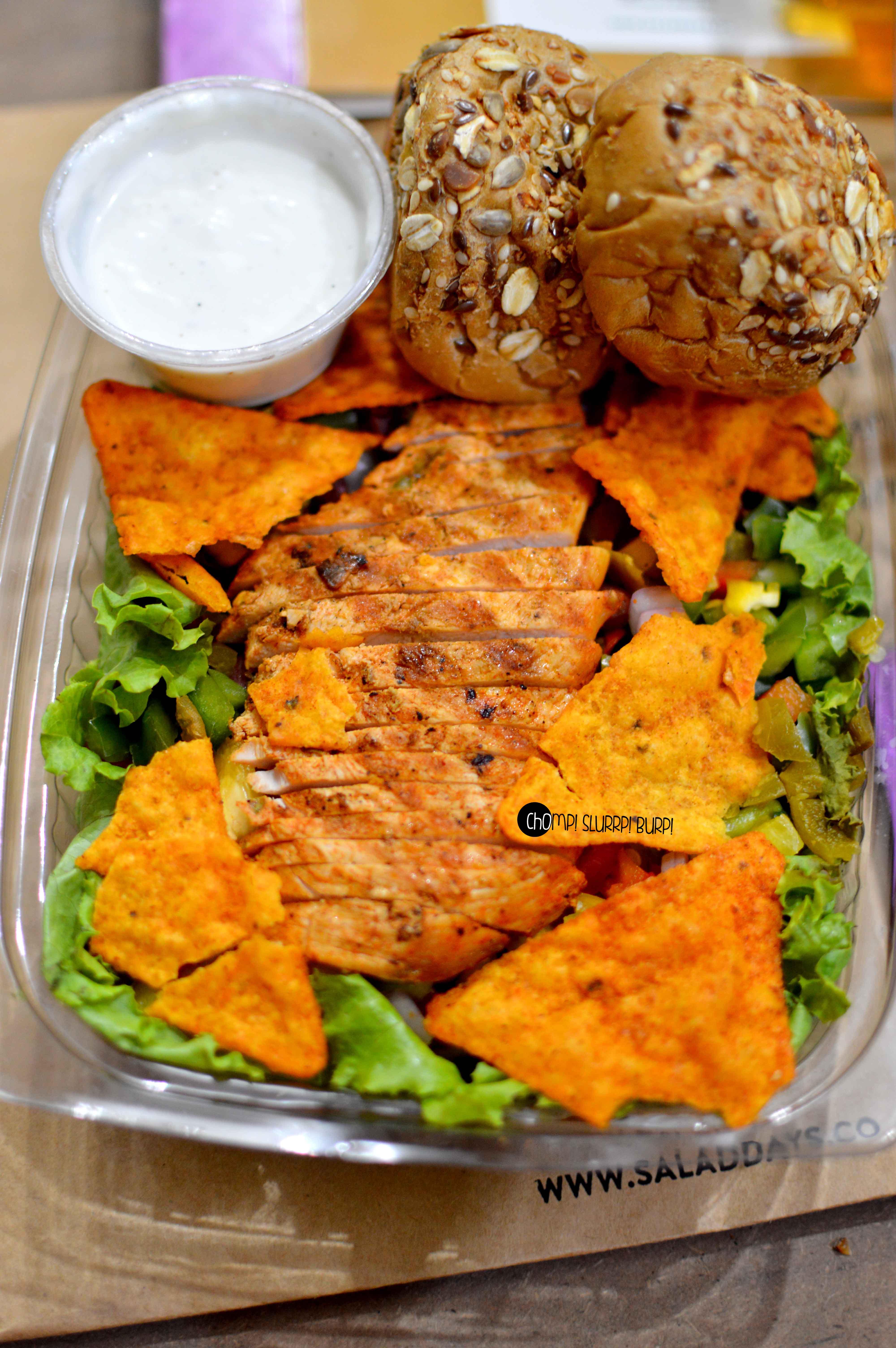 Salad days (7)