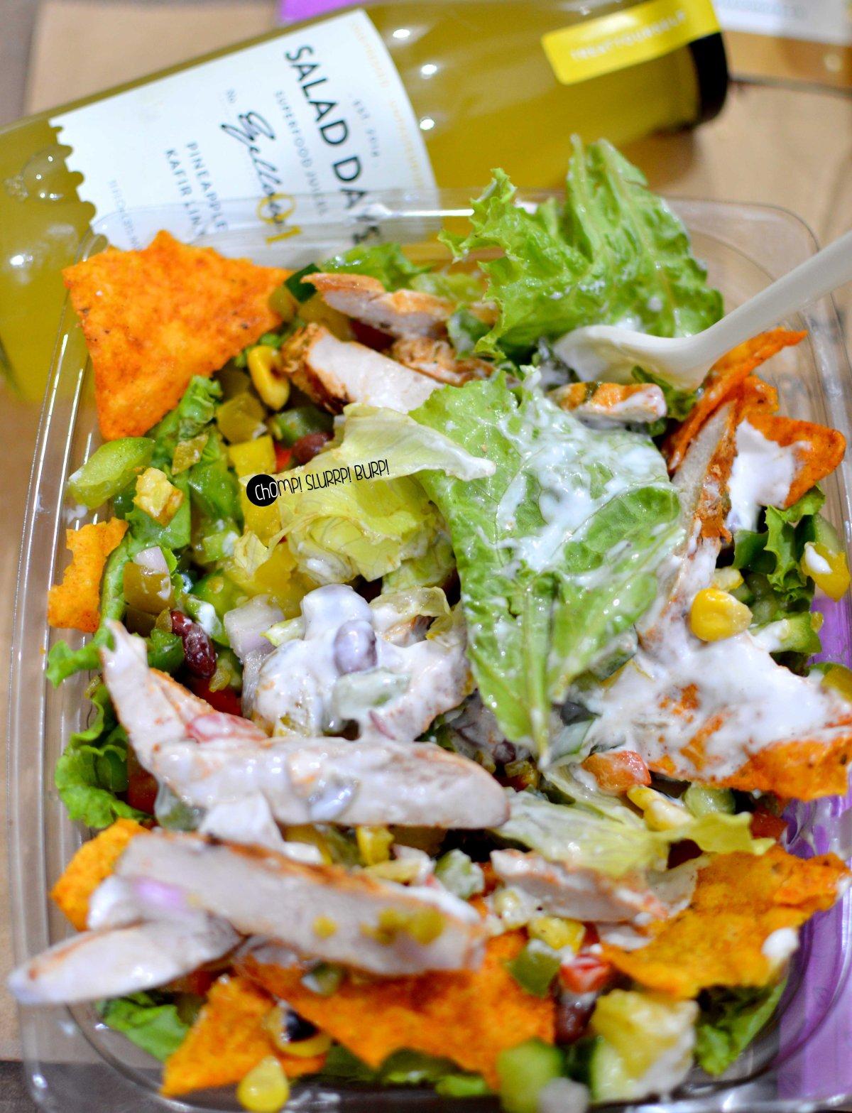 Salad days (9)