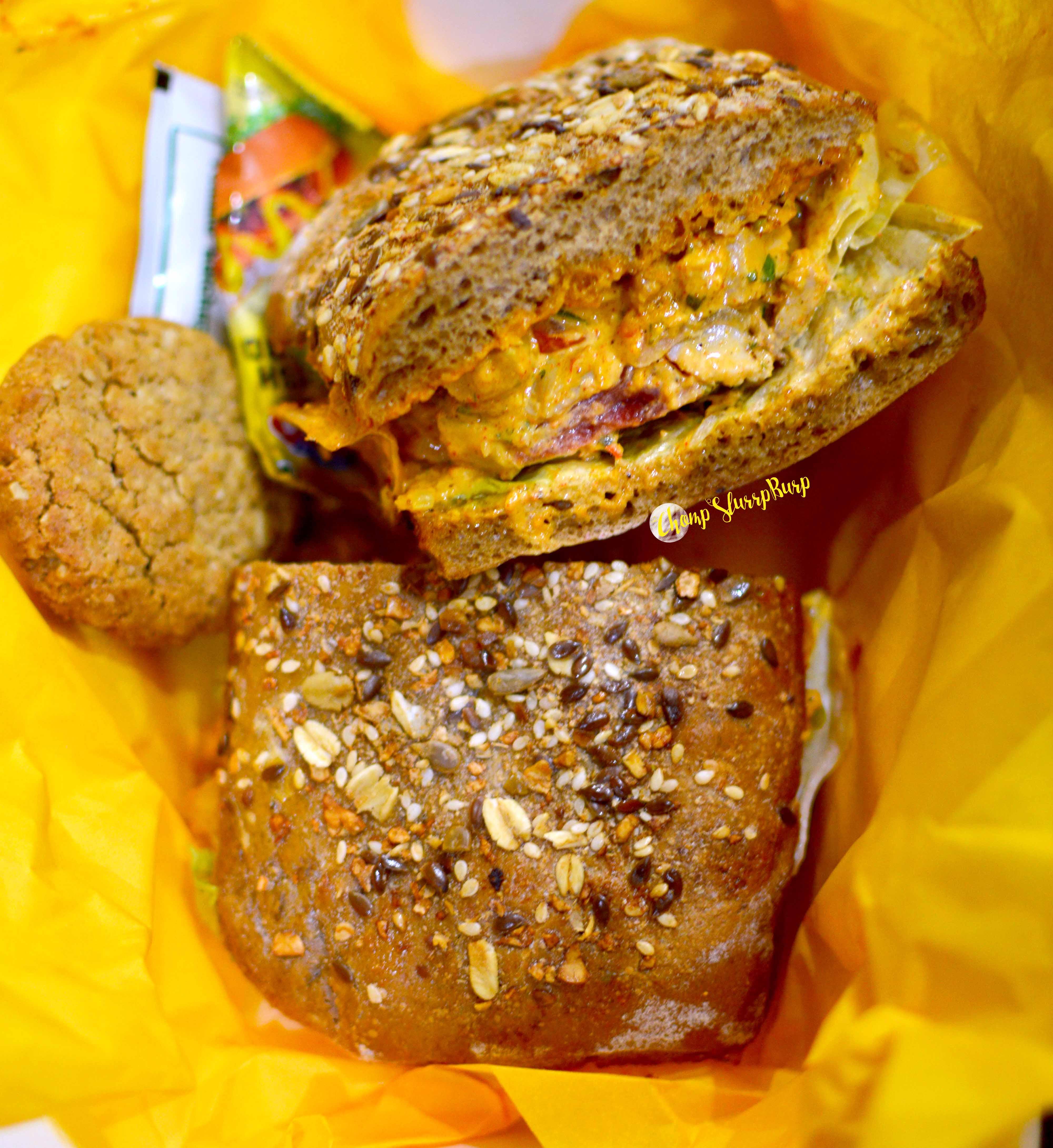 Sandwich from TWIGLY