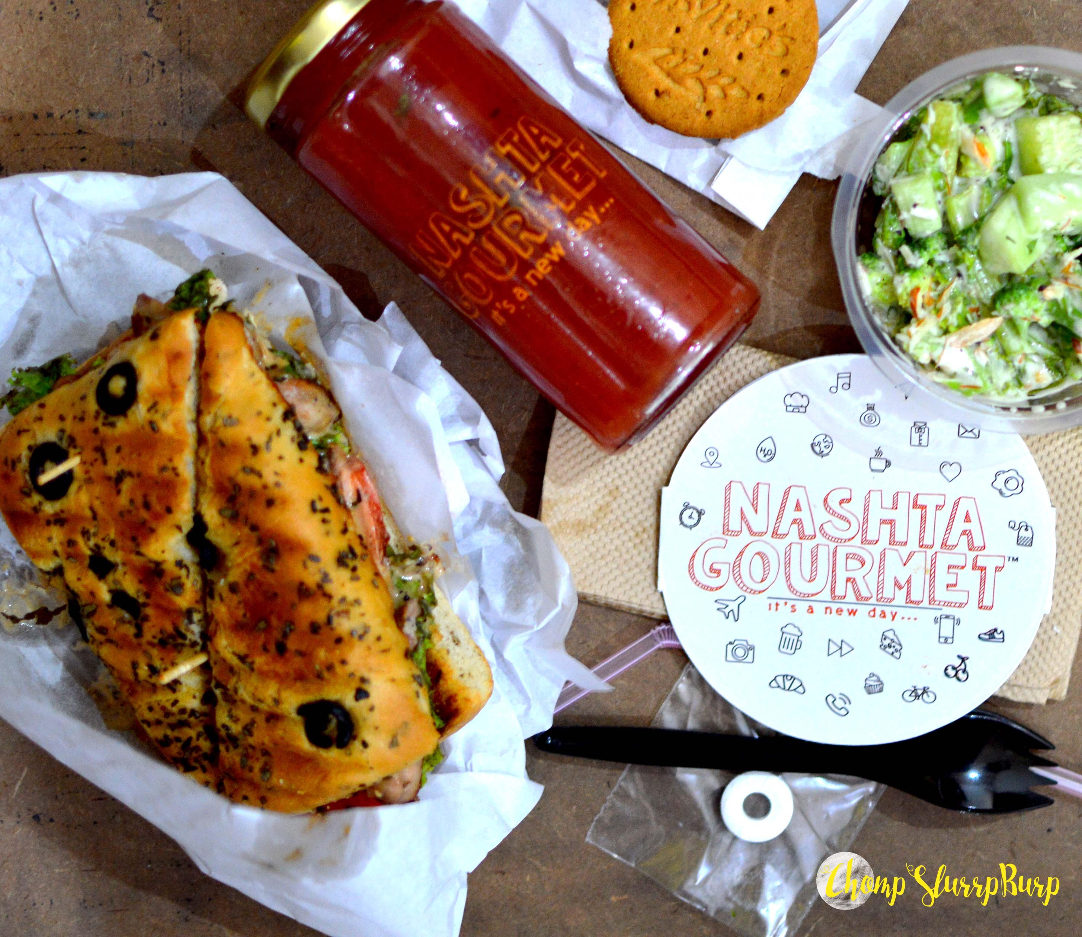 Nashta Gourmet