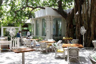Interiors at Olive, Qutub
