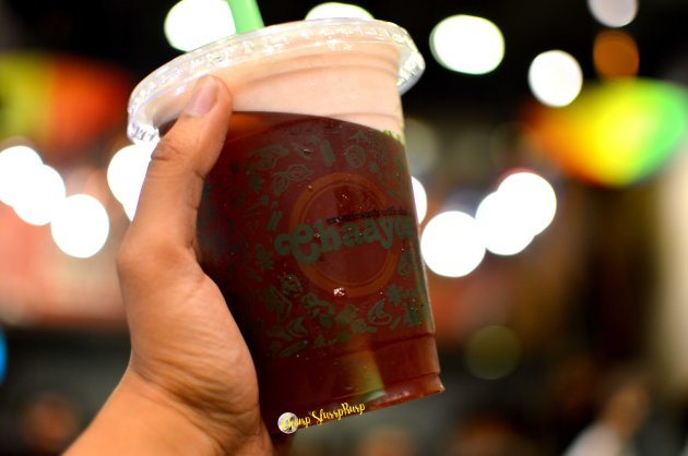 Kala Khatta iced tea