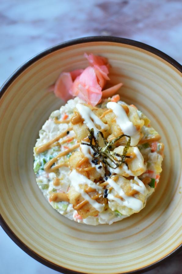 Tofu Sushi Stack