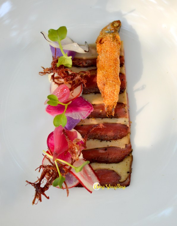 Pastrami and Oxtail