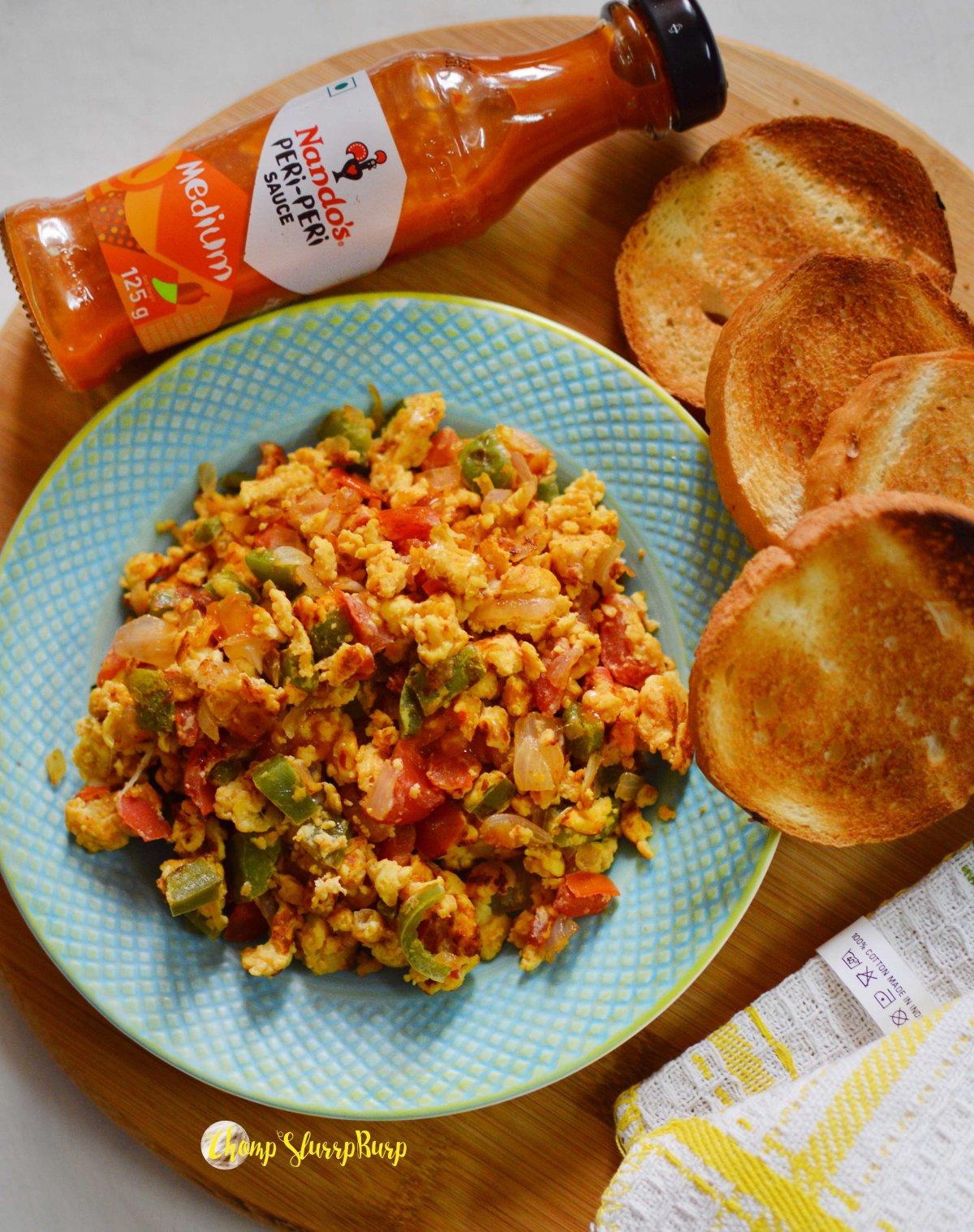 Peri Peri egg bhurji (3)