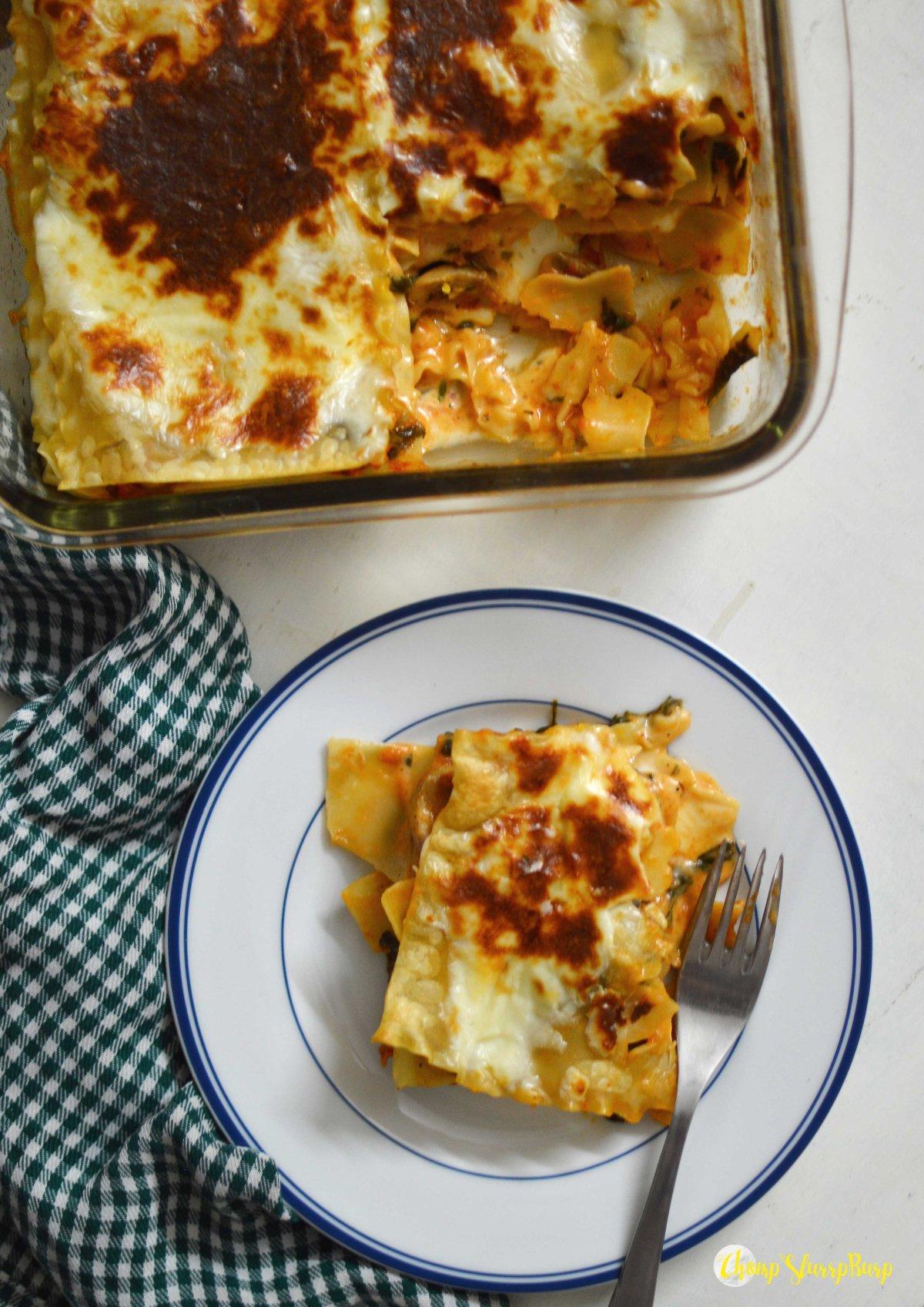 Lasagna (3)