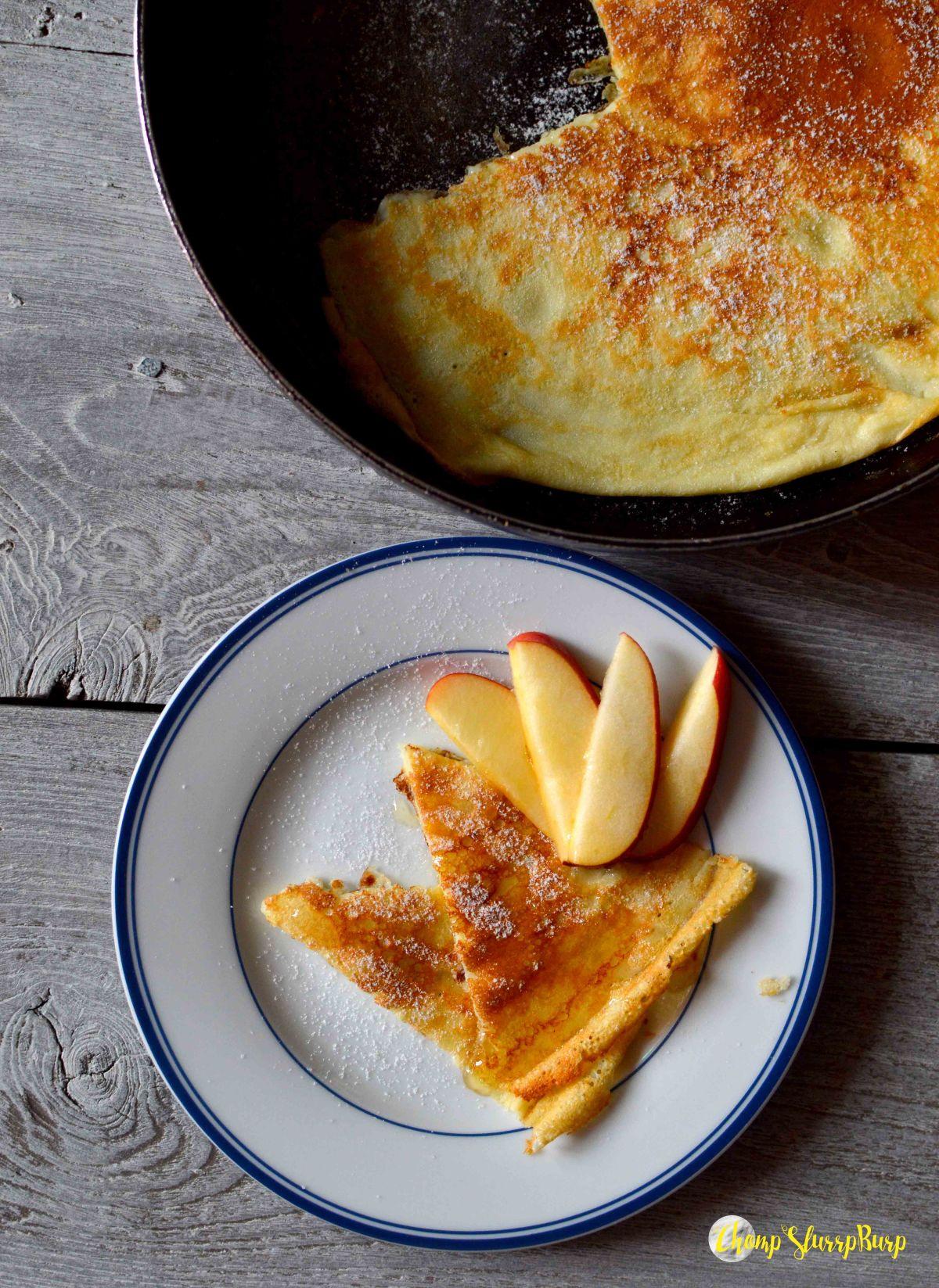 Sweet Omelette (1)