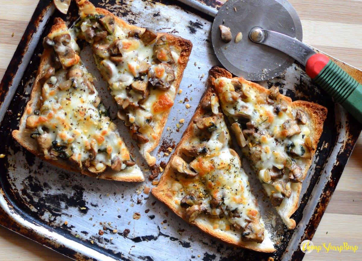 Mushroom toast (4)