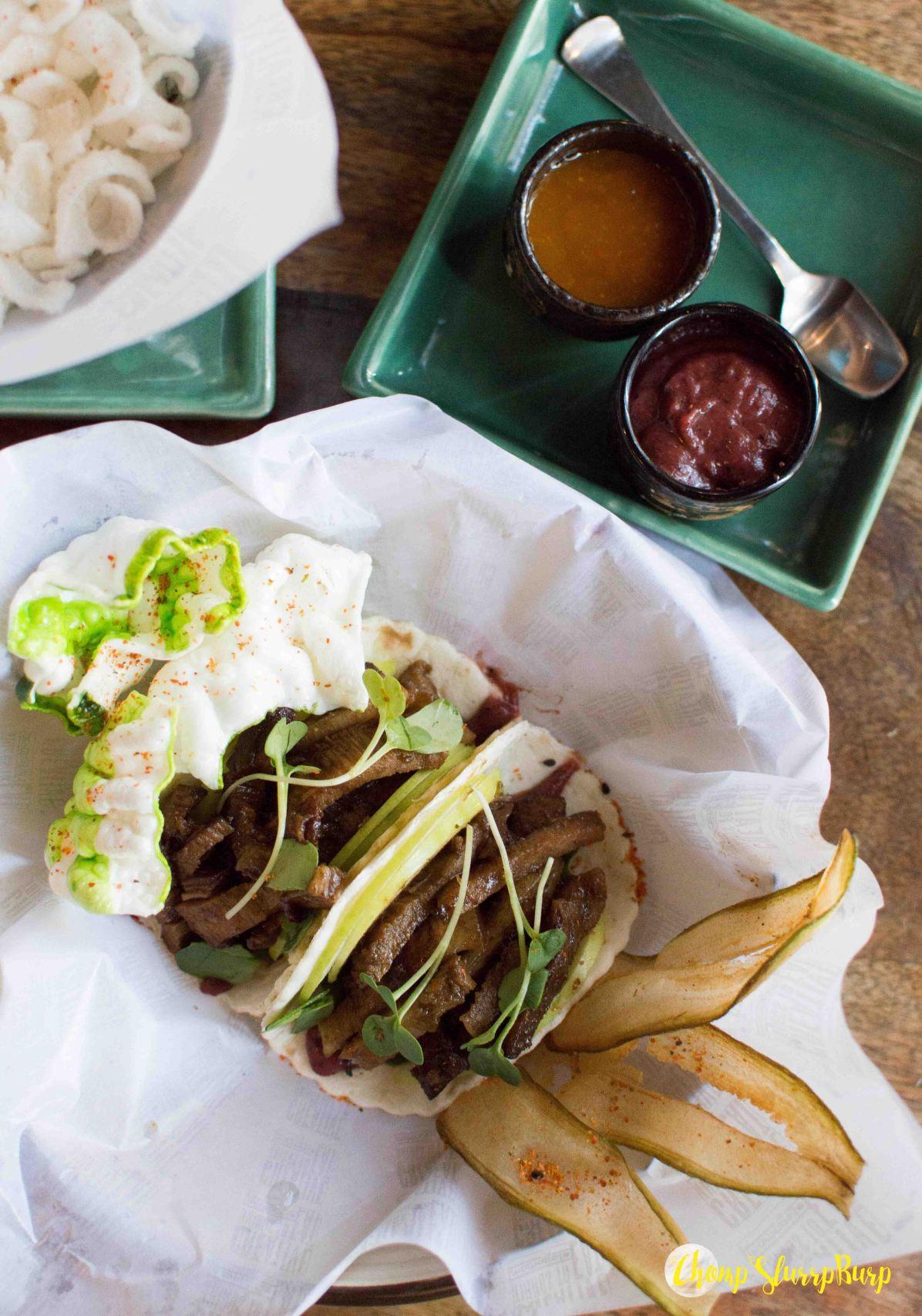 Porky tacos