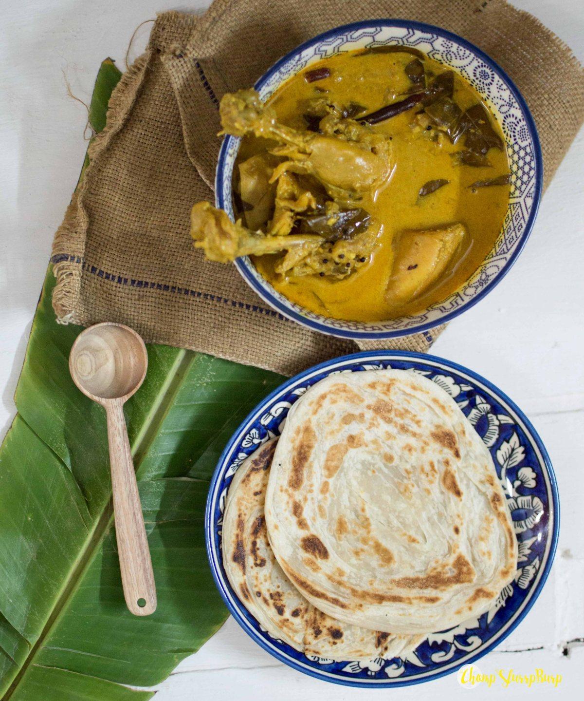 Kerala style chicken (4)