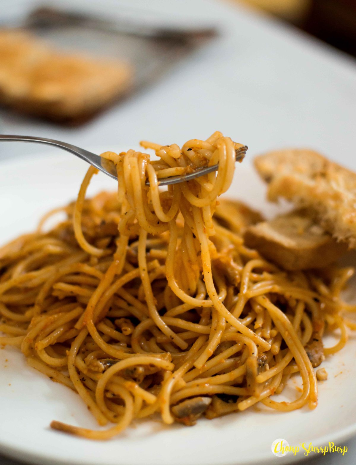 Roasted bell pepper pasta (5)