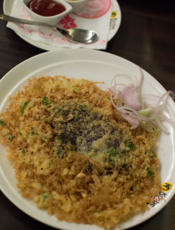 Chicken Kobiraji Cutlet