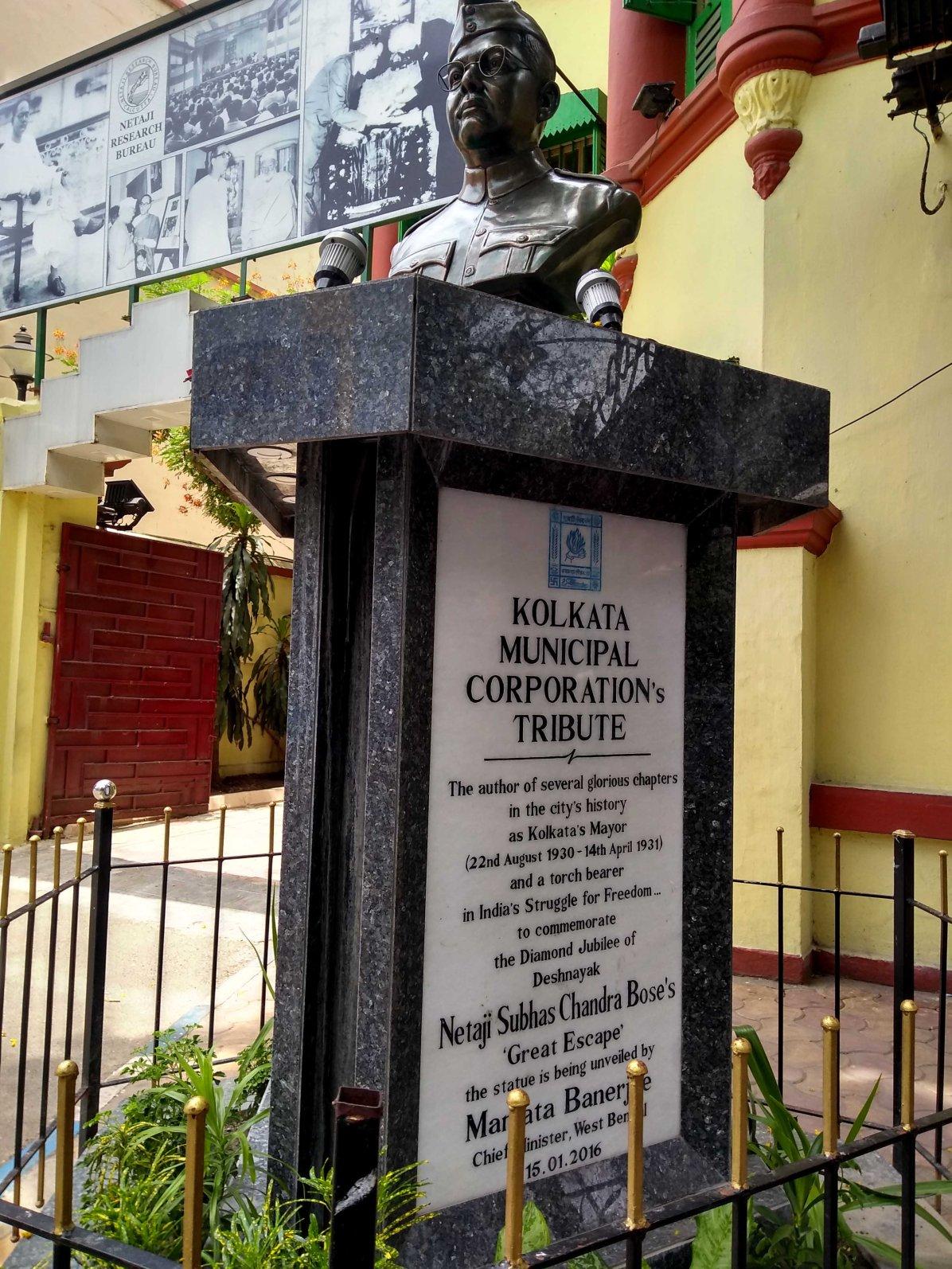 Not many knew that Netaji had served as Calcutta's mayor