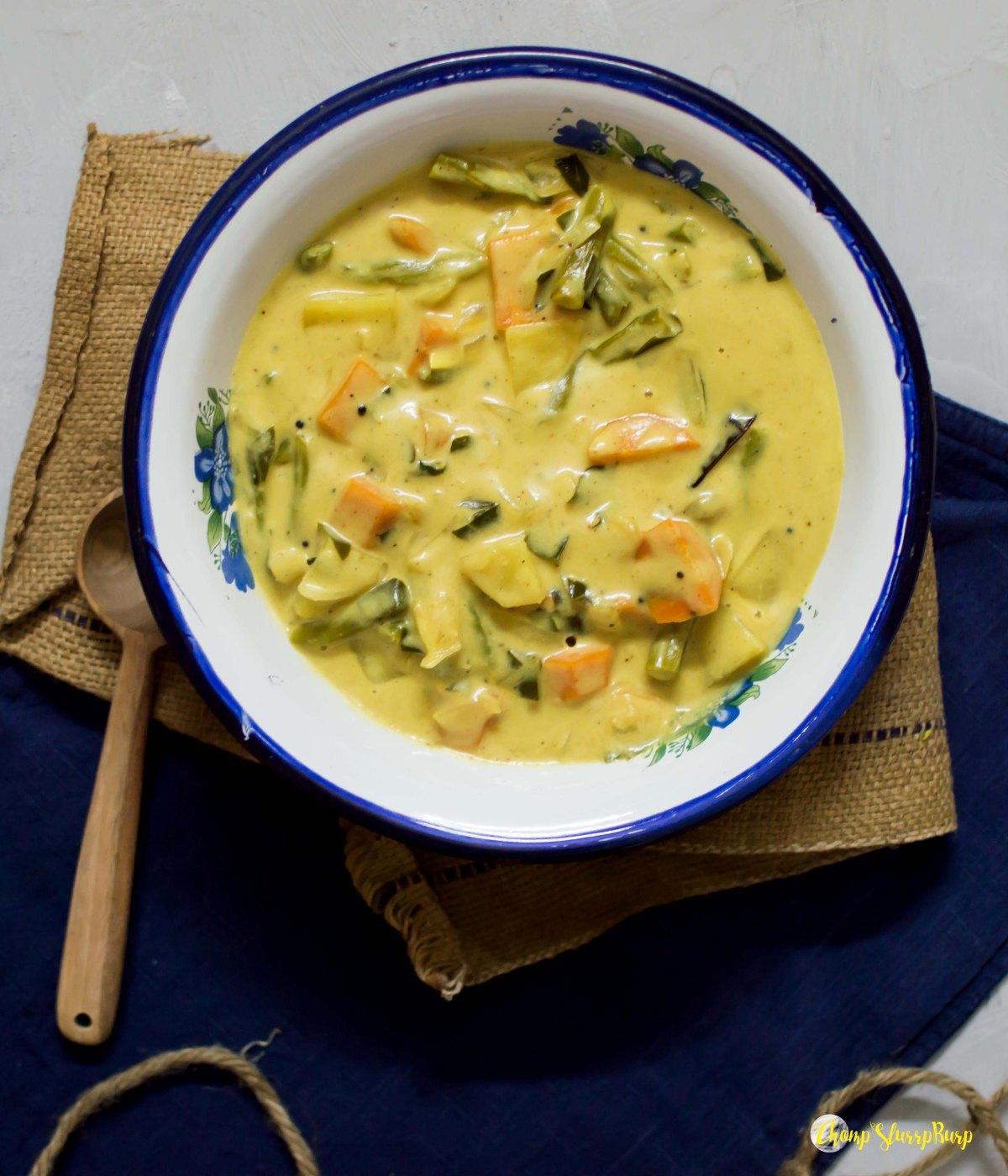 Vegetable Stew (2)