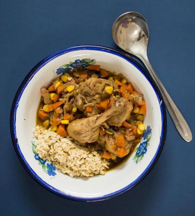 Chicken soup buddha bowl (1)